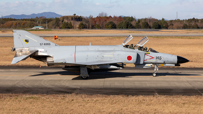 57-8355 - McDonnell Douglas F-4EJ Kai - Japan - Air Self Defence Force (JASDF)