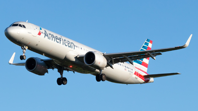 N405AN - Airbus A321-253NX - American Airlines