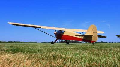 N44381 - Taylorcraft BC-12D - Private