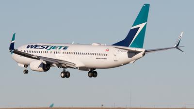 C-GXRW - Boeing 737-8CT - WestJet Airlines
