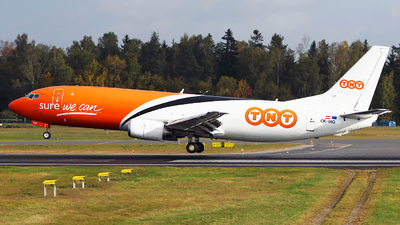 OE-IAQ - Boeing 737-4M0(SF) - TNT Airways