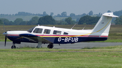 G-BFUB - Piper PA-32RT-300 Lance II - Private