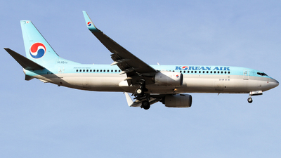 HL8241 - Boeing 737-8BK - Korean Air