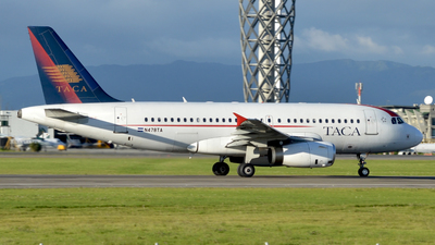 N478TA - Airbus A319-132 - TACA International Airlines