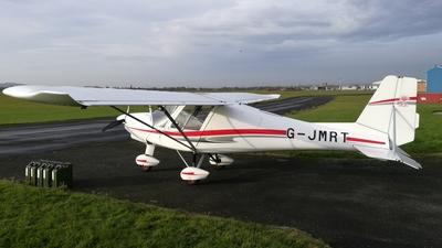 A picture of GJMRT - Ikarus C42 FB80 - [17057502] - © Flying Shack
