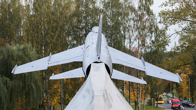 29 - Sukhoi Su-7BM Fitter A - Soviet Union - Air Force