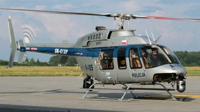 SN-81XP - Bell 407GXI - Poland - Police