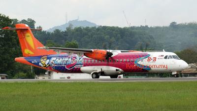9M-FYL - ATR 72-212A(500) - Firefly