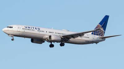 N47414 - Boeing 737-924ER - United Airlines