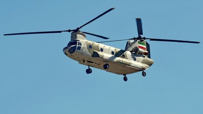 5-9305 - Boeing CH-47C Chinook - Iran - Air Force
