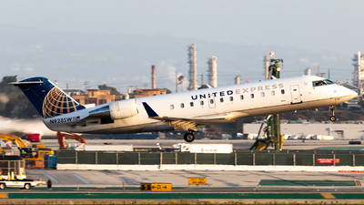 N928SW - Bombardier CRJ-200ER - United Express (SkyWest Airlines)
