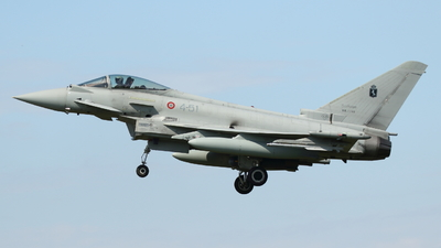 MM7295 - Eurofighter Typhoon EF2000 - Italy - Air Force