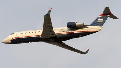 N434AW - Bombardier CRJ-200LR - US Airways Express (Air Wisconsin)