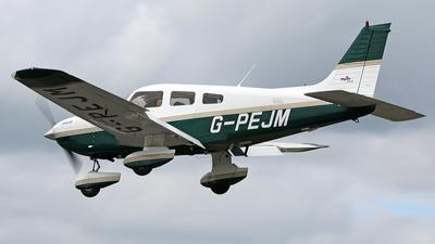 G-PEJM - Piper PA-28-181 Archer III - Private