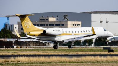 B-3280 - Embraer ERJ-135BJ Legacy 650 - Private