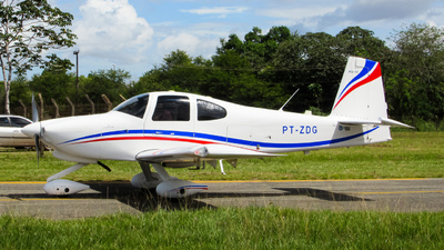 A picture of PTZDG - Van's RV10 - [FVE1739] - © Diego Damasceno