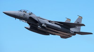 8327 - Boeing F-15SG Strike Eagle - Singapore - Air Force