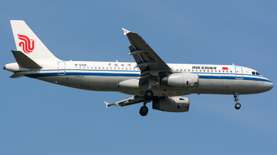 B-6918 - Airbus A320-232 - Air China