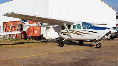ZS-PKL - Cessna T337H Turbo Skymaster - Private