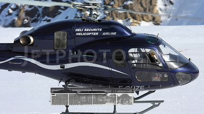 F-GUZE - Eurocopter AS 355N Ecureuil 2 - Heli Securité