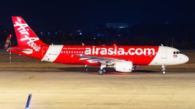 A picture of HSABC - Airbus A320216 - AirAsia - © Amarase Pamarapa