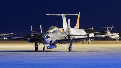 A picture of FAB5914 - Embraer EMB314 (A29B) Super Tucano -  - © DeltaFox Spotter