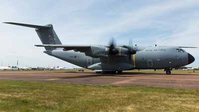 ZM406 - Airbus A400M Atlas C.1 - United Kingdom - Royal Air Force (RAF)