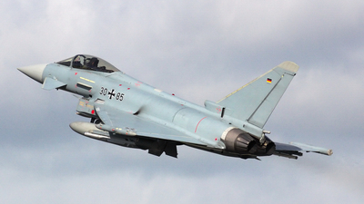 30-85 - Eurofighter Typhoon EF2000 - Germany - Air Force