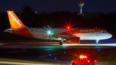 HB-JXO - Airbus A320-214 - easyJet Switzerland