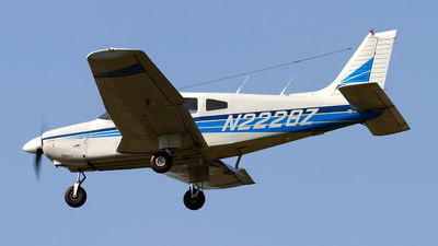 N2228Z - Piper PA-28-181 Archer - Thunderbird Aviation