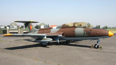 338 - Aero L-29 Delfin - German Democratic Republic - Air Force