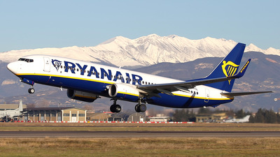 EI-FOL - Boeing 737-8AS - Ryanair
