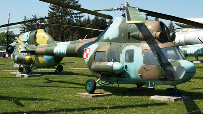 4710 - PZL-Swidnik Mi-2 Hoplite - Poland - Air Force