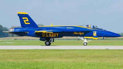 165782 - Boeing F/A-18E Super Hornet - United States - US Navy (USN)