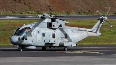 ZH835 - Agusta-Westland Merlin HM.1 - United Kingdom - Royal Navy