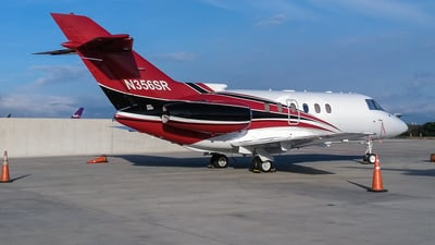 N356SR - Raytheon Hawker 800XP - Schumacher Aviation