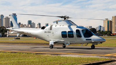 PR-ADJ - Agusta-Westland AW-109SP - Private