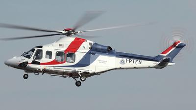 I-PTFN - Agusta-Westland AW-139 - Malaysia - Police