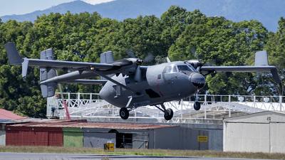 801 - IAI Arava 202 - El Salvador - Air Force