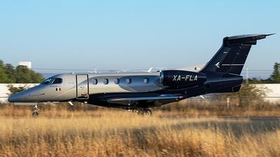 XA-FLA - Embraer 505 Phenom 300 - Private