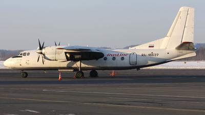 RA-46637 - Antonov An-24RV - Rusline
