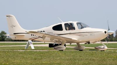N75MG - Cirrus SR22 - Private