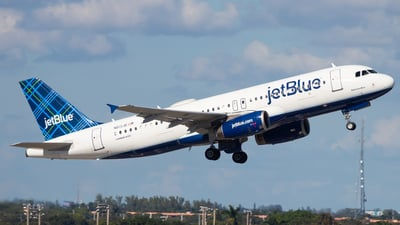 N613JB - Airbus A320-232 - jetBlue Airways