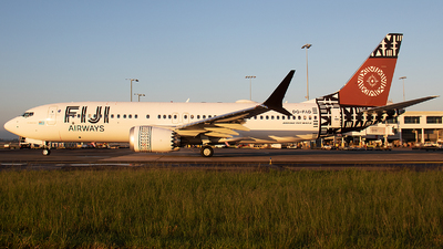 DQ-FAD - Boeing 737-8 MAX - Fiji Airways