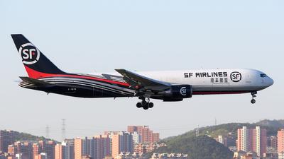 B-1576 - Boeing 767-338(ER)(BCF) - SF Airlines