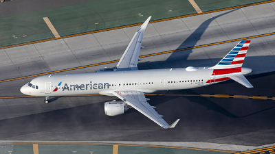 N436AN - Airbus A321-253NX - American Airlines