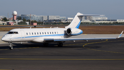 N666HY - Bombardier BD-700-1A10 Global 6000 - Private