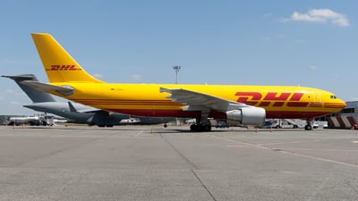 D-AEAJ - Airbus A300B4-622R(F) - DHL (European Air Transport)
