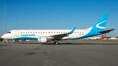 VH-IQA - Embraer 190-100LR - Cobham Aviation Services Australia