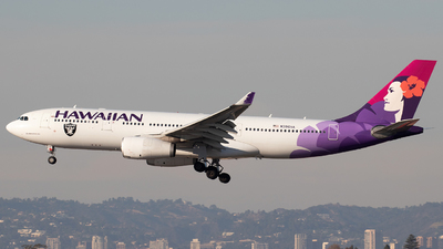 N396HA - Airbus A330-243 - Hawaiian Airlines